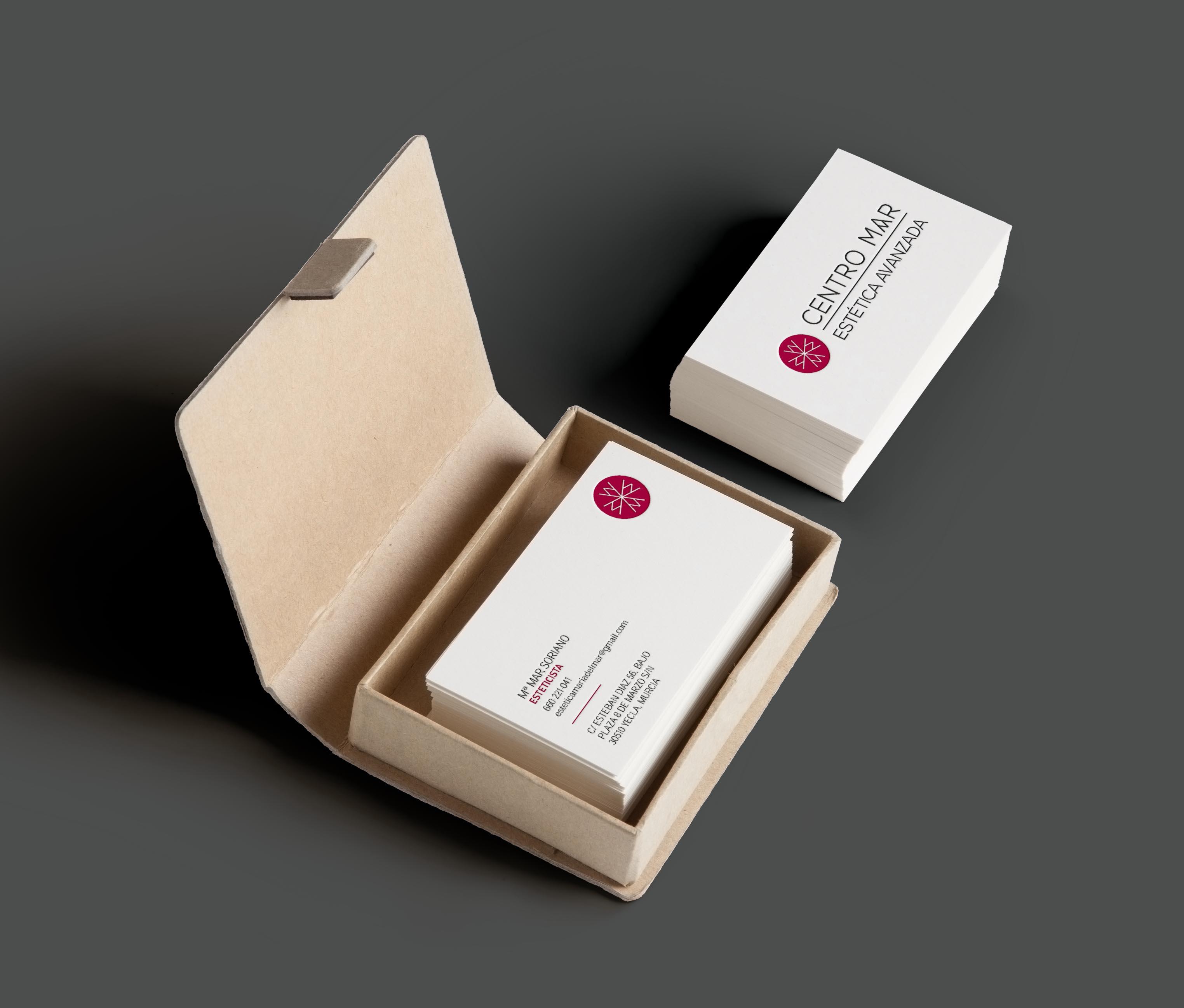 Pre-designed business cards? No thanks! - Factoryfy