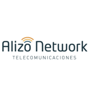 Logo for a telecommunications company