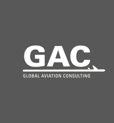 Logo design for an aviation consulting firm