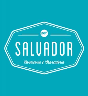 Logo design for a delicatessen-butcher's in Malaga
