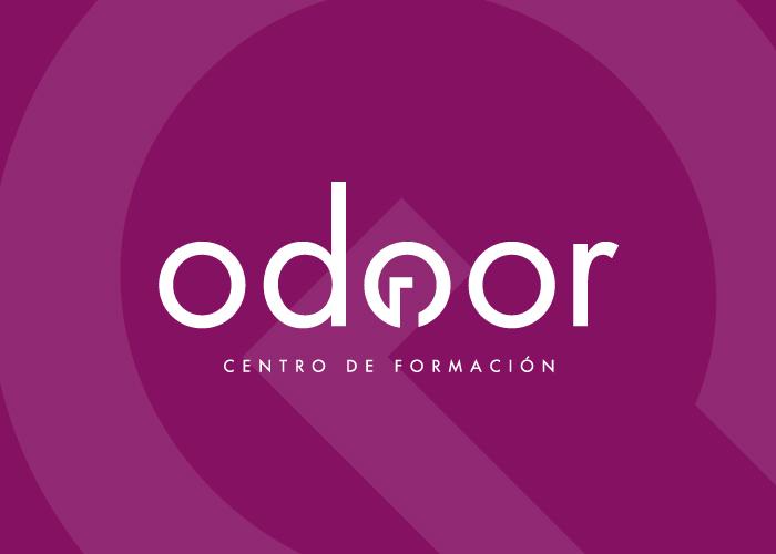 Logo design for a language academy in Malaga