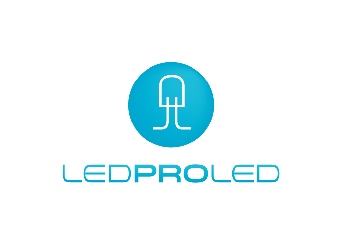 Logo Design For A Company Dedicated To LED Illumination And Lighting