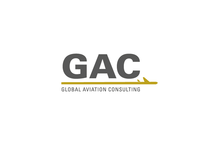 Logo design for an aviation consulting company