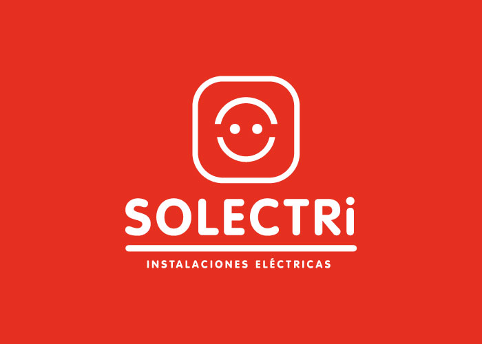 Logo design for an electrical company