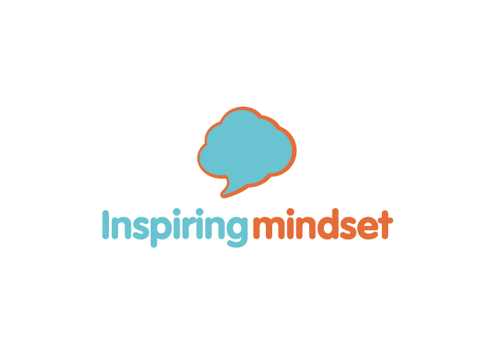 Logo design for a company dedicated to training positive thinking