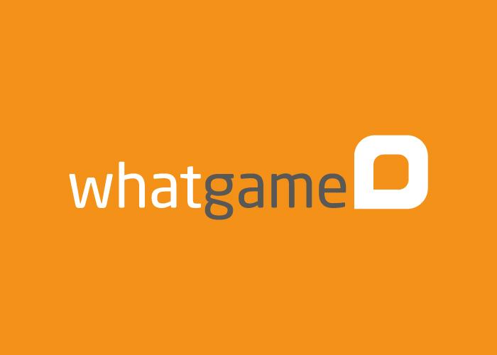 Logo design for a video games company