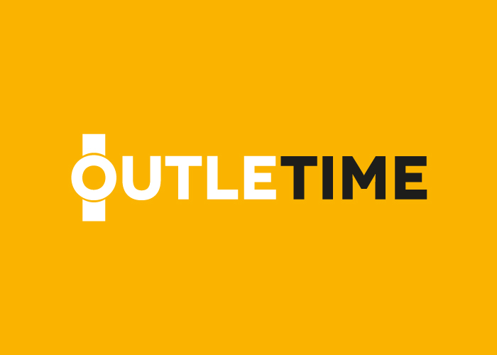 Logo for an online watch outlet