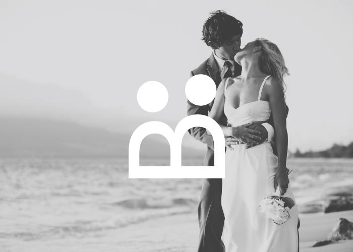 Minimalist redesign for weddings