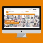 Website design and development for online courses