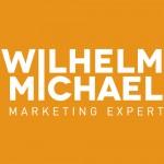 Personal logo design for a marketing coach